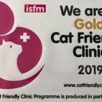 Prospect House Vets achieves Gold cat status